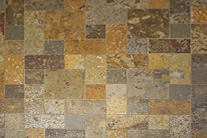 Giaretta pavimenti piastrelle in klinker e ardesia per l