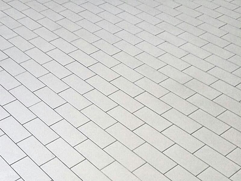 Giaretta pavimenti pavimenti in klinker pressato per l industria