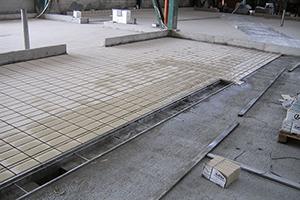 Giaretta pavimenti posa in opera