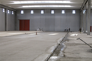 INDUSTRIAL FLOORS - WORKSITE PREPARATION