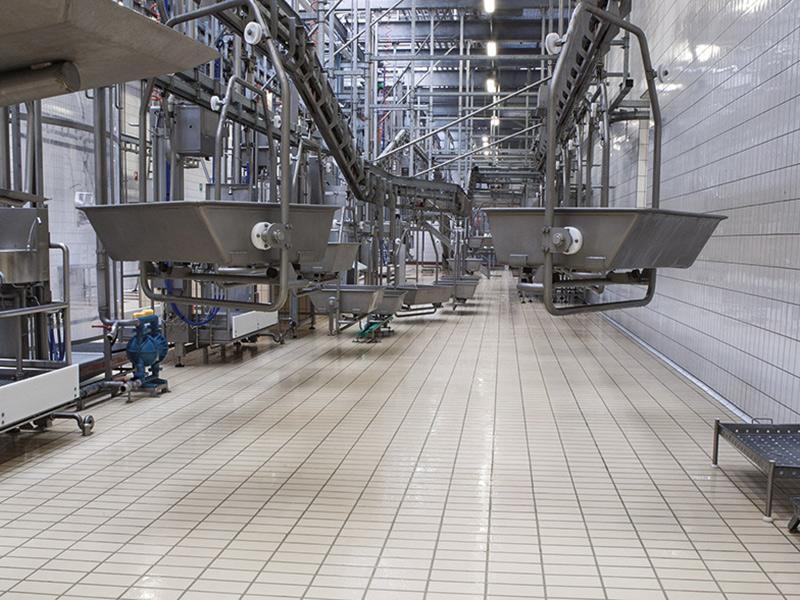 Giaretta pavimenti pavimenti in klinker antiacido per l