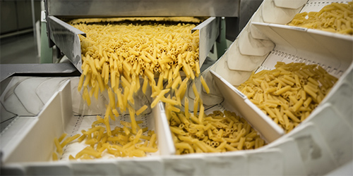 PASTA AND WHEAT BASED PRODUCTS
